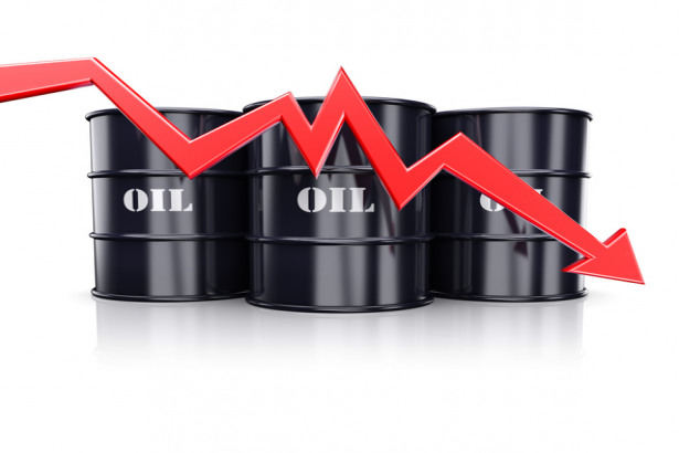 Crude oil futures in red on increase in United States crude stock