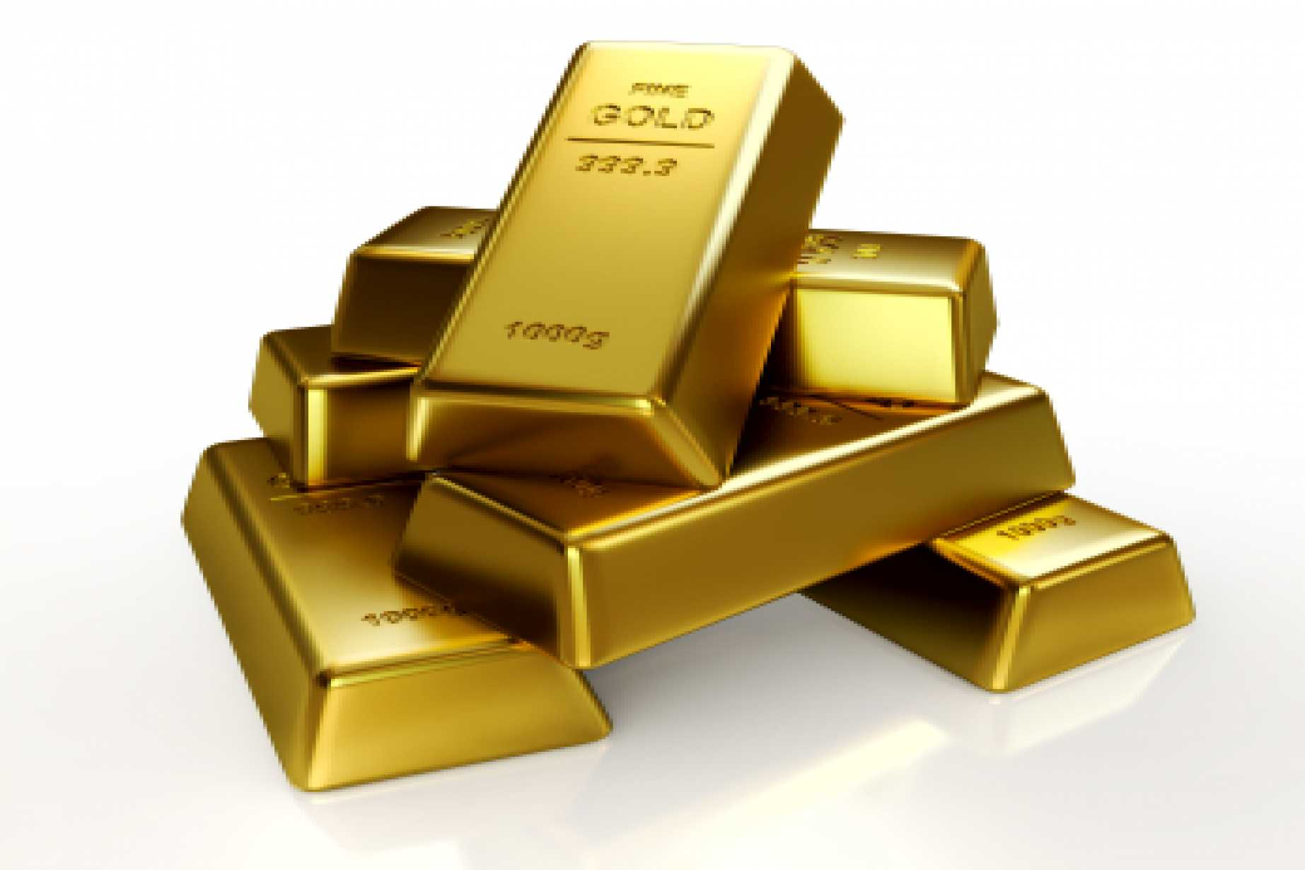 Gold Prices Fall As Risks Fade