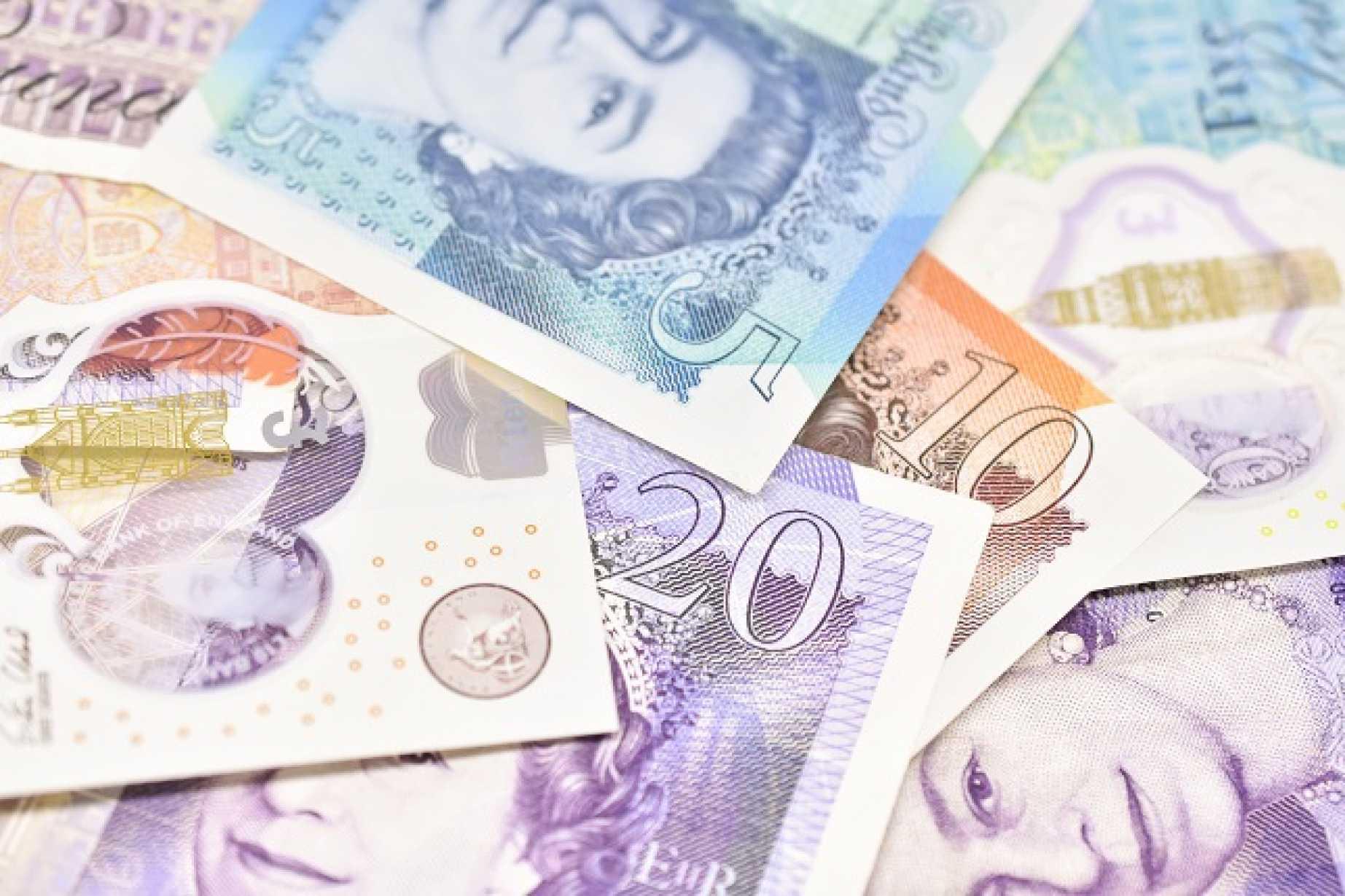 Gbp Usd Weekly Price Forecast British Pound Slams Into