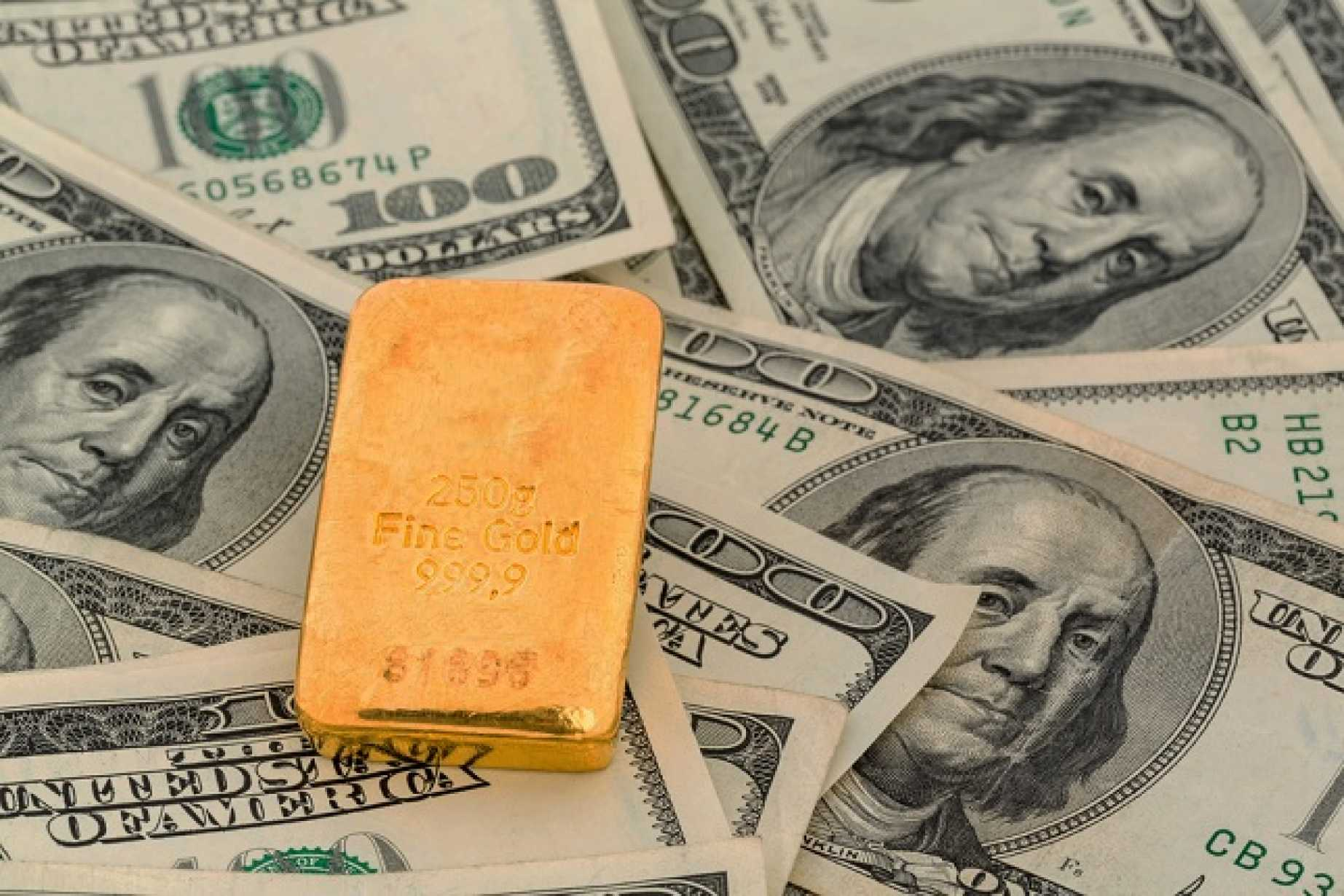 Gold In Indian Rus The Usd And