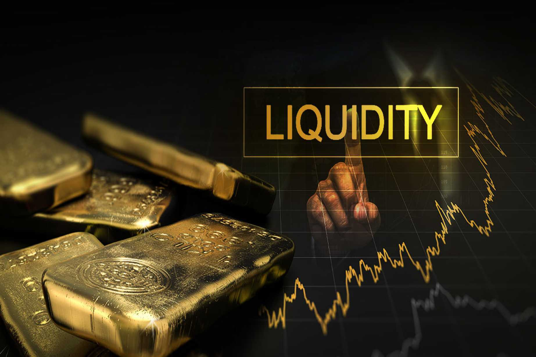 Gold Is Being Liquidated