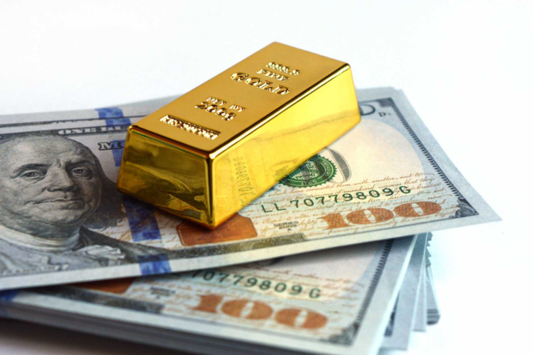 Gold Prices Expected Inflation Has