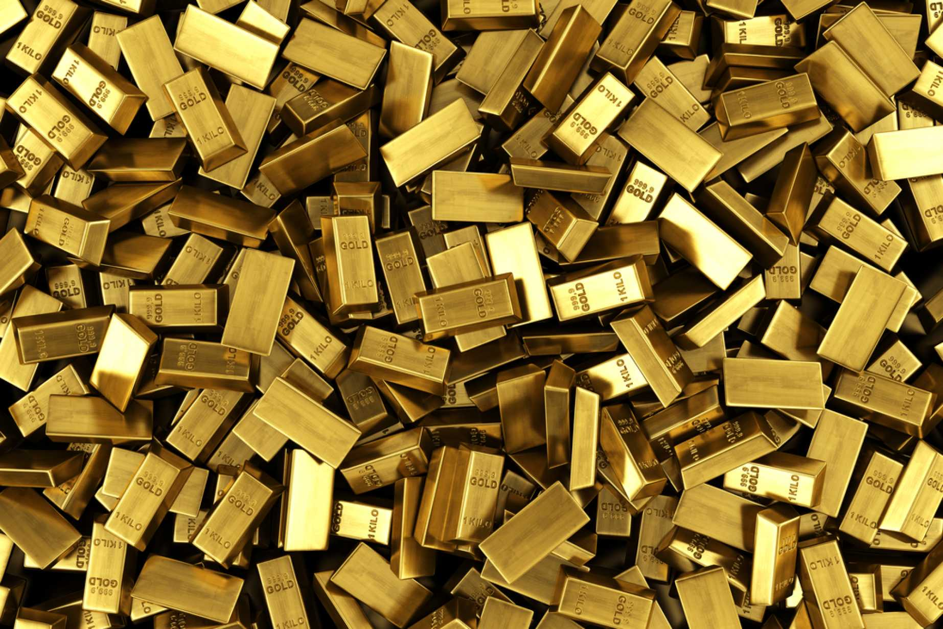 Gold Price Reduced Straight For Four Days