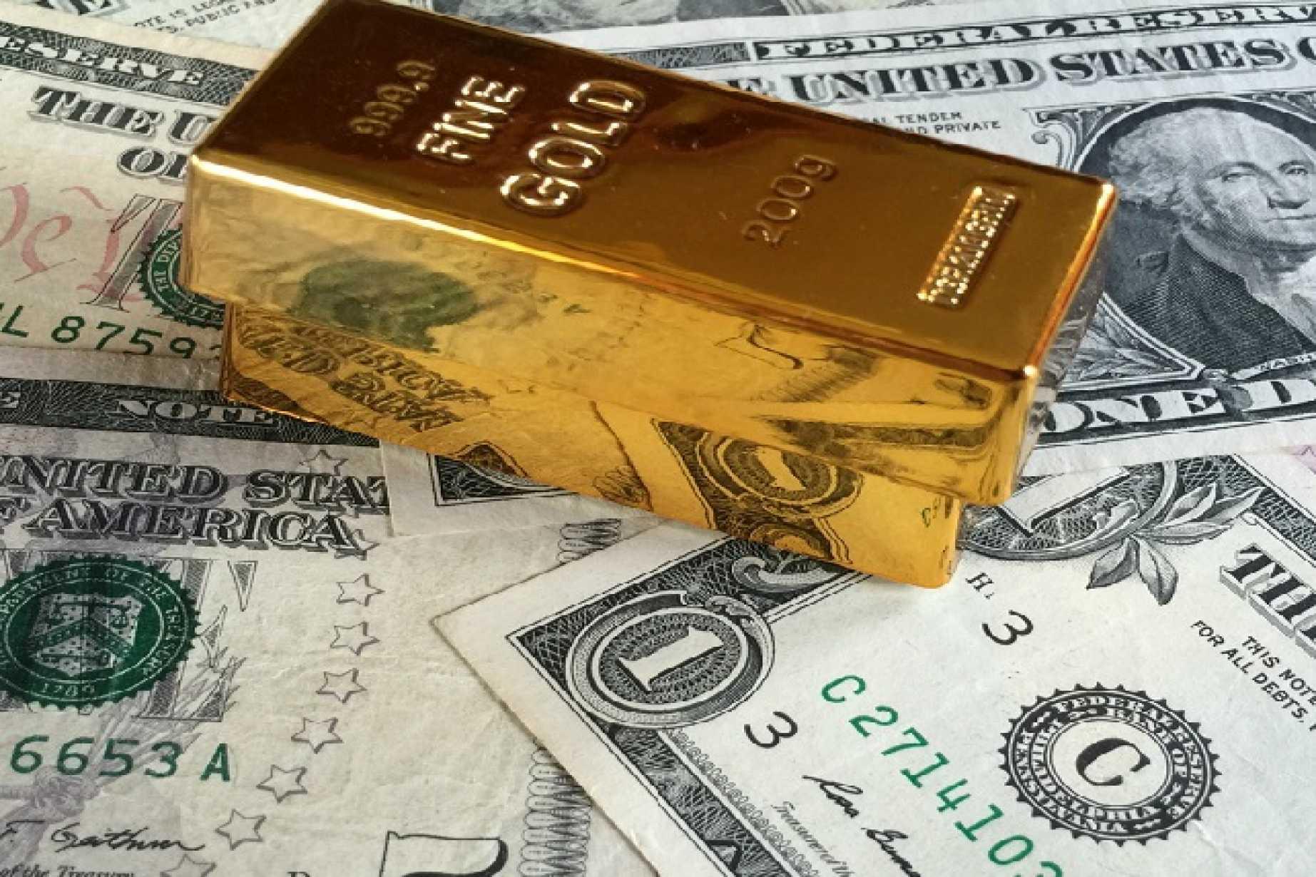Oro Lateral, Plata Positiva Mientras El Dólar Para Ganancias de ...