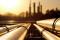 Natural gas daily chart, September 11, 2018