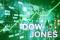 E-mini Dow Jones Industrial Average Up