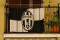 Juventus soccer team flag on a balcony