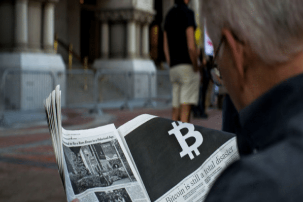 Bitcoin Newspaper