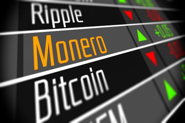 Monero Crypto Currency Market