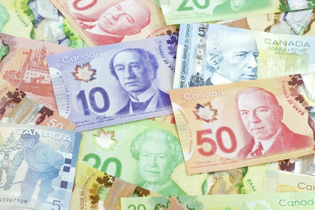 Canadian Dollar Notes 1