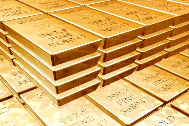 Gold prices today fall sharply after jumping ₹1,200 per 10 gram in two days