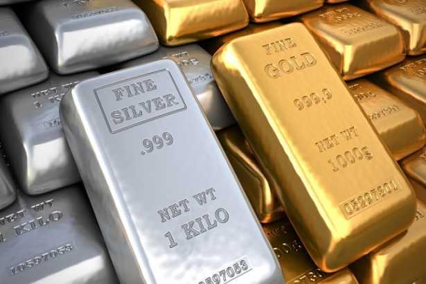 Oro opera al alza pero continúa por debajo del 1.1950; Plata a la baja