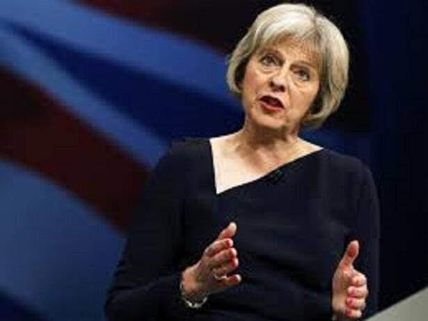 Britain PM Theresa May