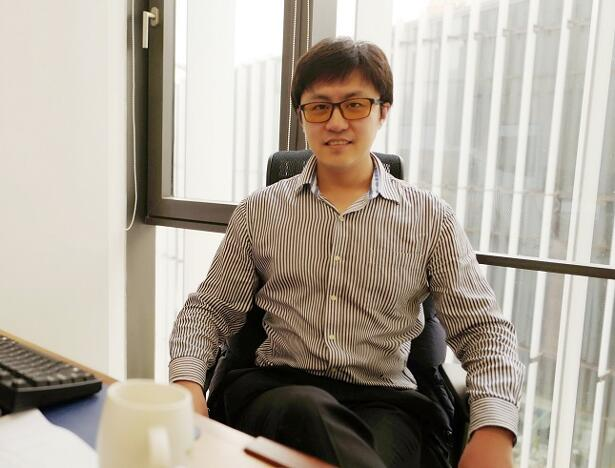Interview with Ziqi Chen, Cortex Labs' CEO