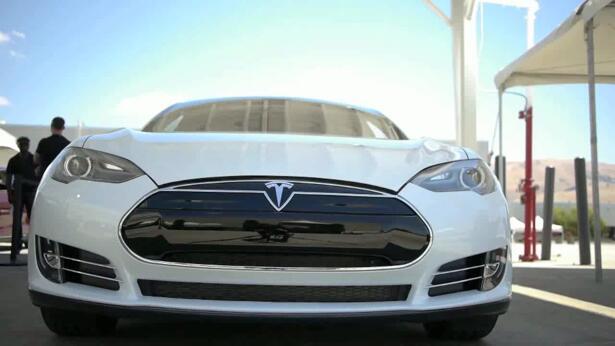Electric Carmaker Tesla
