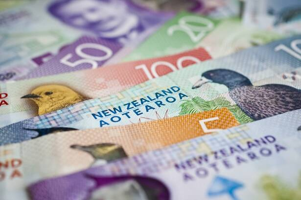 NZD/USD daily chart, June 14, 2018