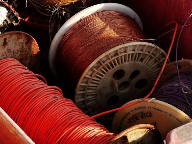 Thin Copper Wire