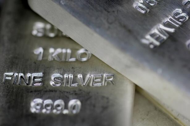 Silver daily chart, August 07, 2018