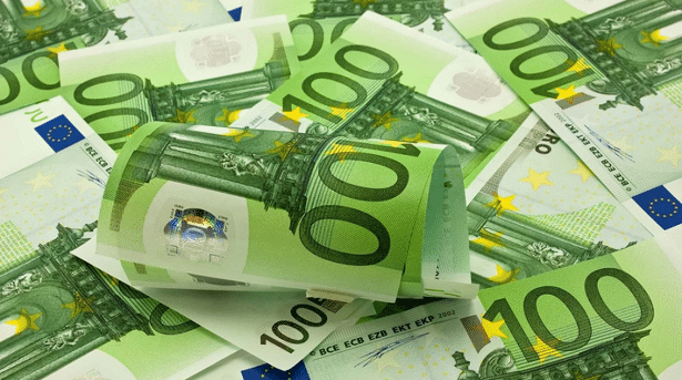 EUR/USD daily chart, November 26, 2018