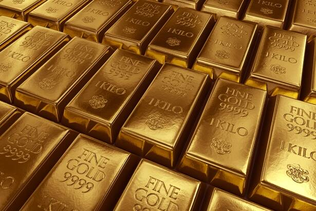 Gold daily chart, April 02, 2019