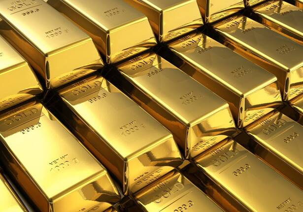Gold daily chart, April 05, 2019