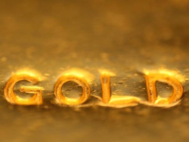 Gold Up To 1-Week Highs On Rick Aversion; DXY Back From Maximums