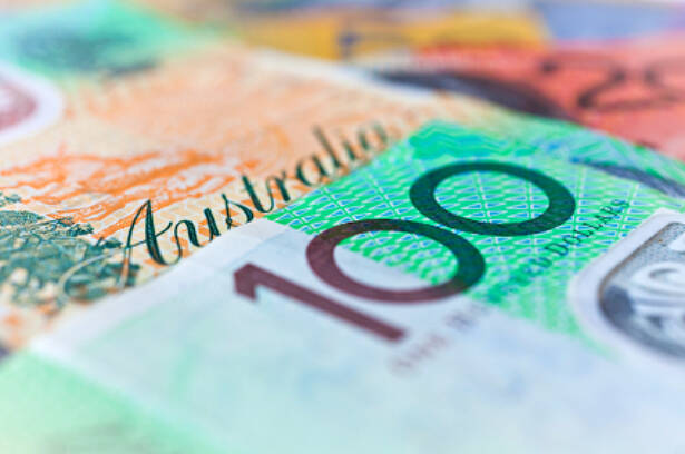 AUD/USD daily chart, April 05, 2019