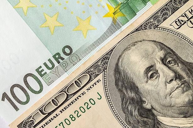 EUR/USD daily chart, April 16, 2019
