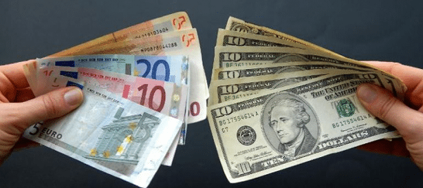 EUR/USD daily chart, June 18, 2019
