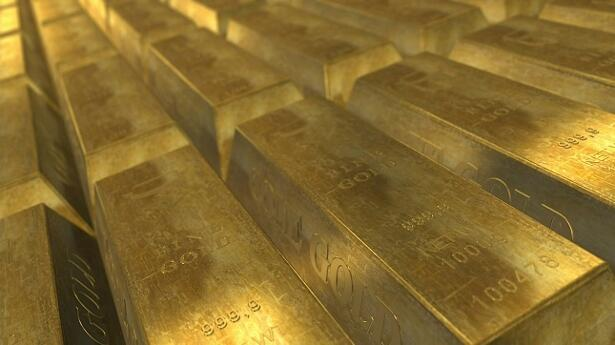 Gold daily chart, July 16, 2019