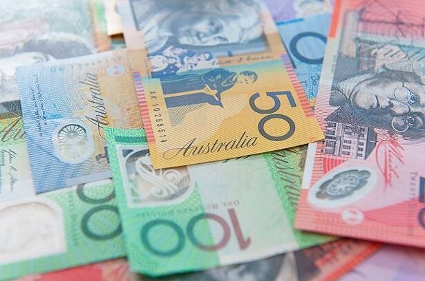 AUD/USD daily chart, August 14, 2019