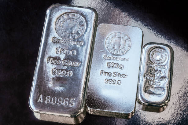 Is Silver About To Become The Super-Hero Of Precious Metals?