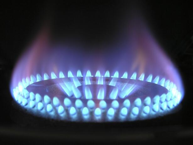 Natural gas daily chart, October 23, 2019
