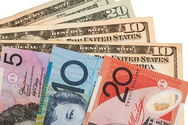 Australian Dollar and American US Dollar