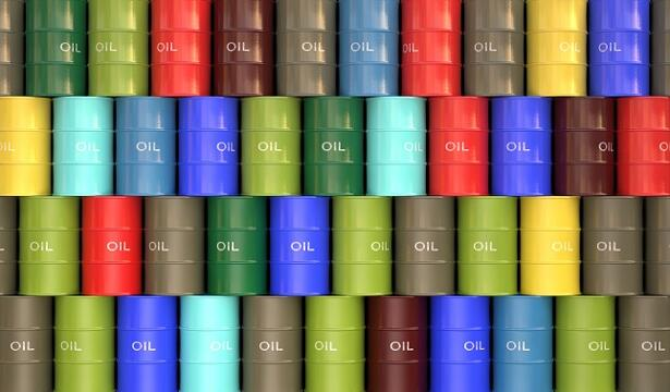 Crude Oil weekly chart, November 18, 2019