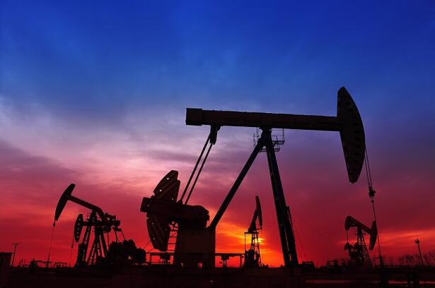 Crude Oil daily chart, November 22, 2019