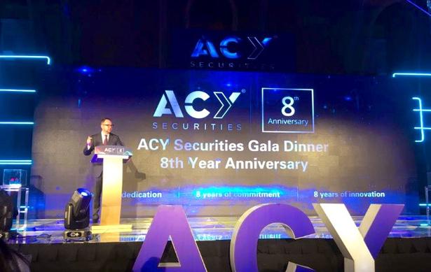 Acy's 8th year anniversary