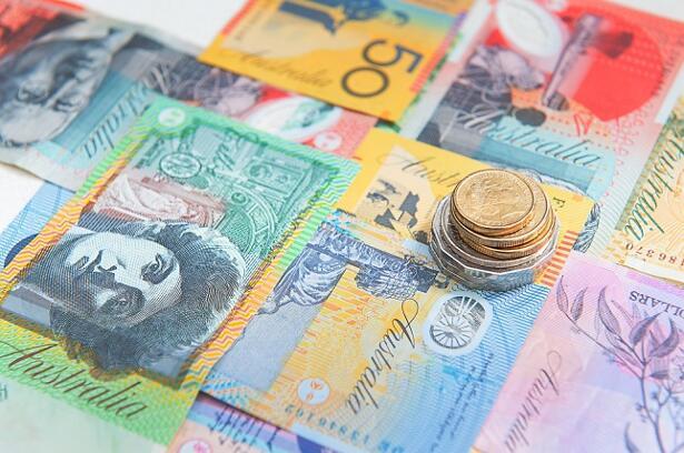Australian Dollar and Coins