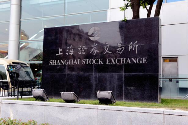 China's Shanghai Exchange