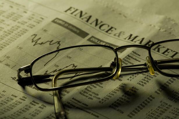 Finance and markets headline