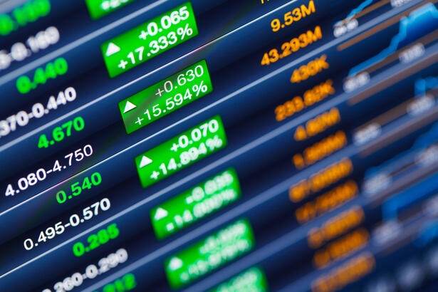 Boosting of the stock market