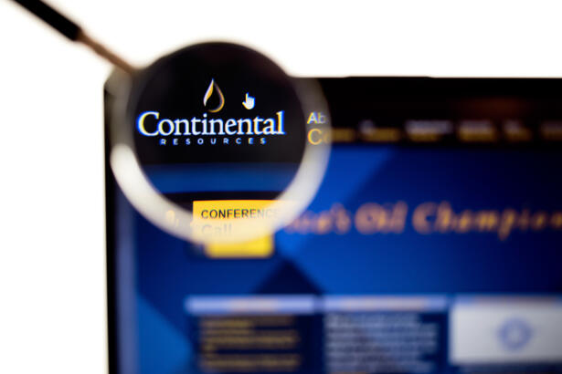 Continental Resources stock