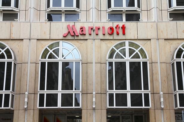 Marriott International stock