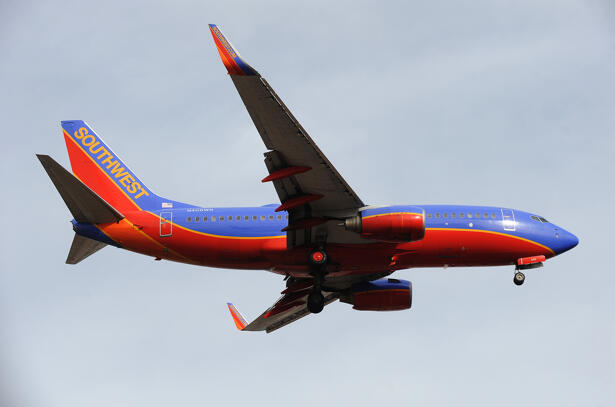 LUV Southwest airlines