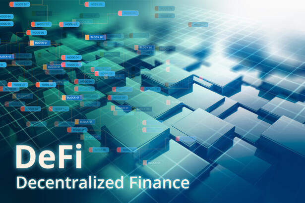 defi - decentralized finance