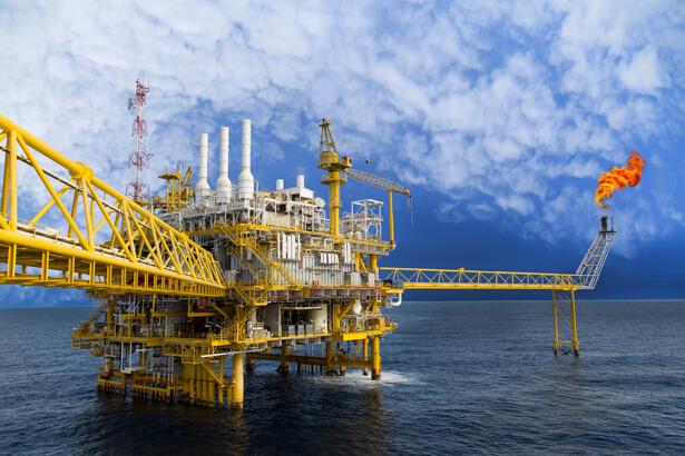 oil, gas, rig