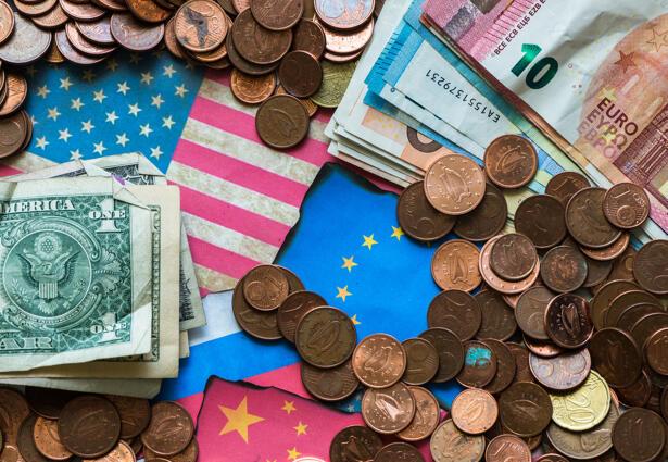 money, currencies, forex