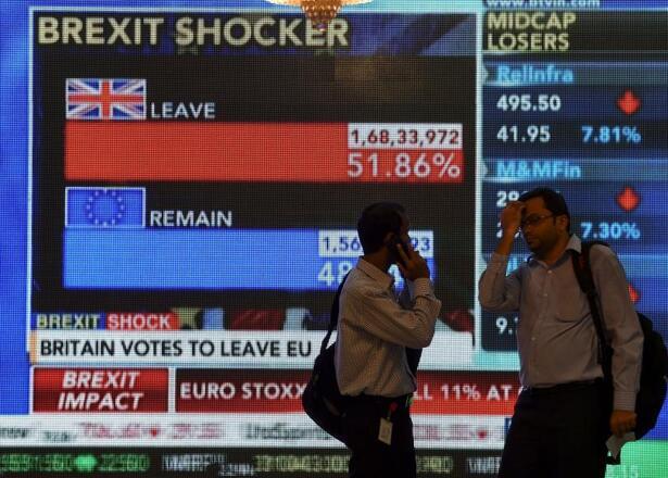 Brexit shocker