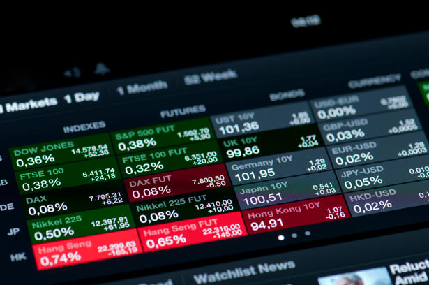 List of stock market indices