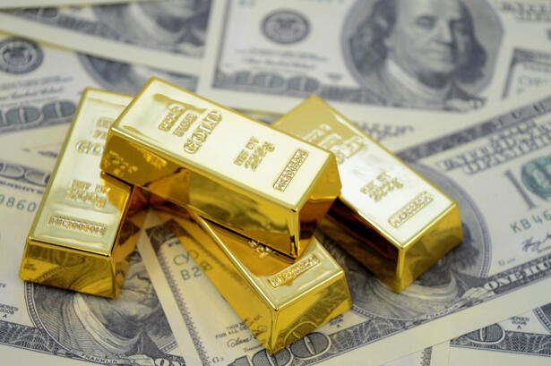 Gold Bullion Savings